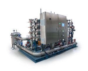 Industrial Ultrafiltration System for Paint