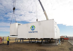 Menu for Decentralized Modular Water Treatment Systems
