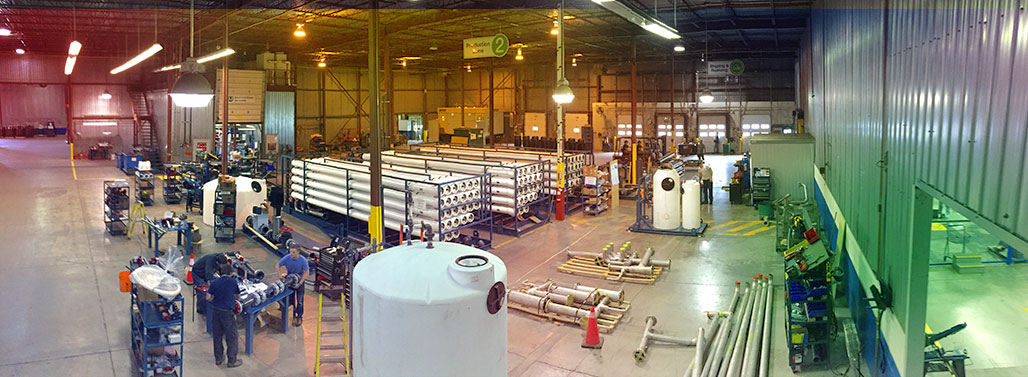 newterra manufacturing reverse osmosis, MBR, remediation, potable water, ultrafiltration, asme pressure vessels, surface aerators, membranes