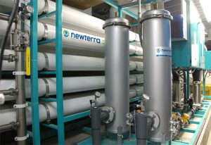 Cochrane Industrial Reverse Osmosis system for Boiler Water Treatment