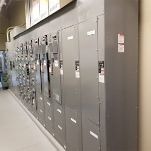 Remediation Superfund Site Electrical Room