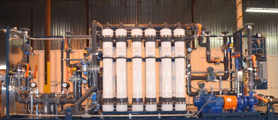 Ultrafiltration Pretreatment Package for RO