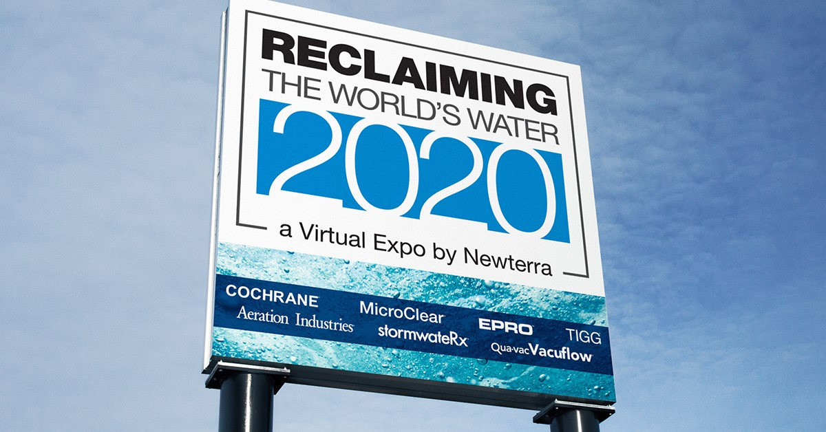 Reclaiming the World's Water - a Virtual EXPO