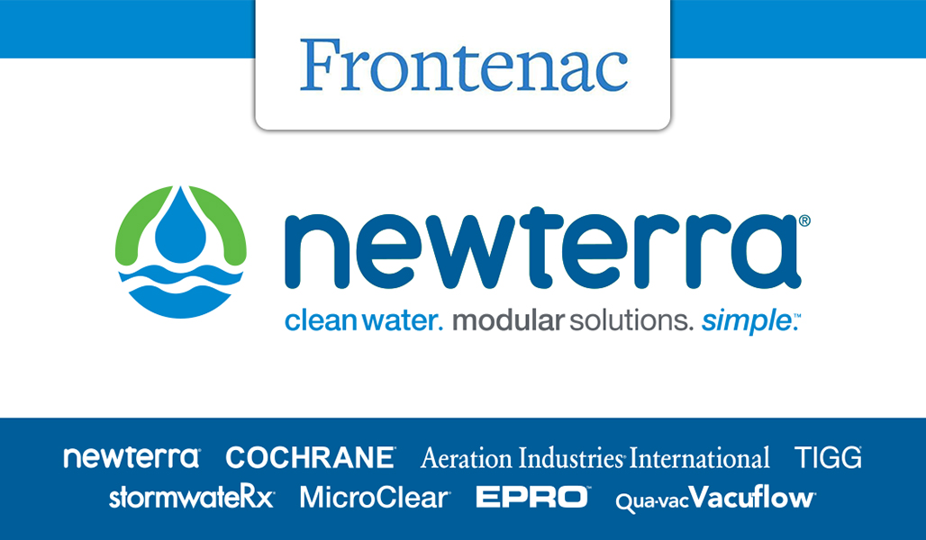 Image of Frontenac and newterra with brands