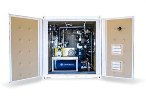 Remediation System, Vacuum Extraction