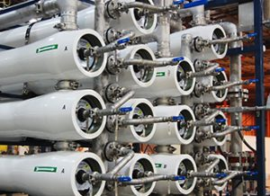 Cochrane Delta Reverse Osmosis System