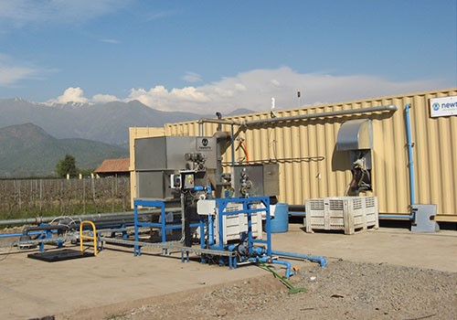 MicroClear MBR Installed at Winery in Chile Vina Cousino Macul