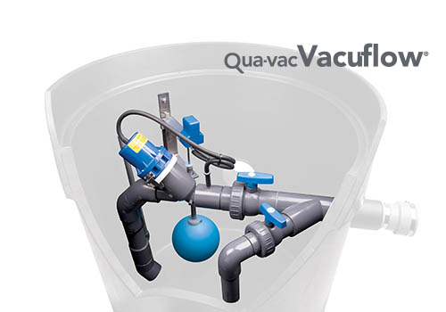 Vacuum Sewer Collection System Qua Vac VacuFlow